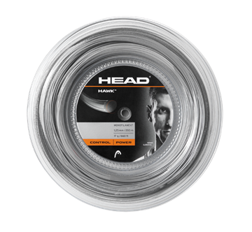 Produkt HEAD Hawk 200m 1,30 Gray