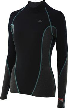 Produkt Mizuno Jacquard Virtual Body L/S Highneck Shirt 73CL04292