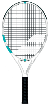 Produkt Babolat Drive Junior 25 White/Blue 2018