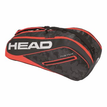 Produkt HEAD Tour Team 6R Combi Black/Red 2018