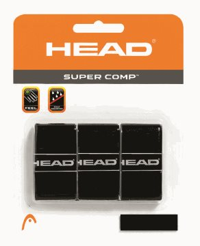 Produkt HEAD Super Comp Black