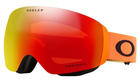 OAKLEY Flight Deck XM Harmony Fade Collection w/PRIZM Snow Torch Iridium 18/19
