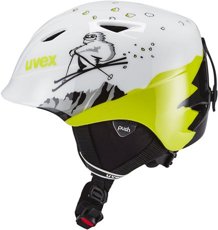 UVEX AIRWING 2 green yeti S5661321601