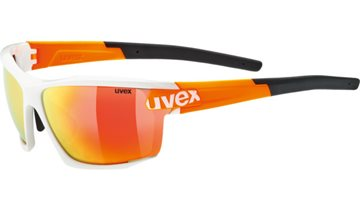 Produkt UVEX BRÝLE SPORTSTYLE 113, WHITE ORANGE