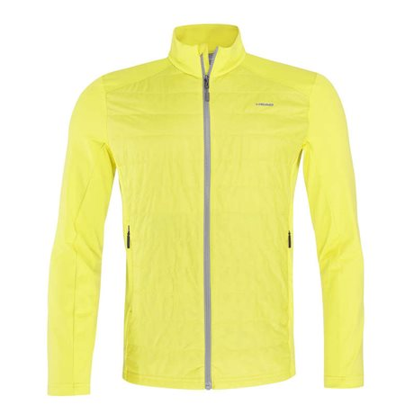 Head Pelmo Jacket Men Yellow