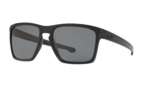 OAKLEY Sliver XL MATTE BLACK GREY POLARIZED