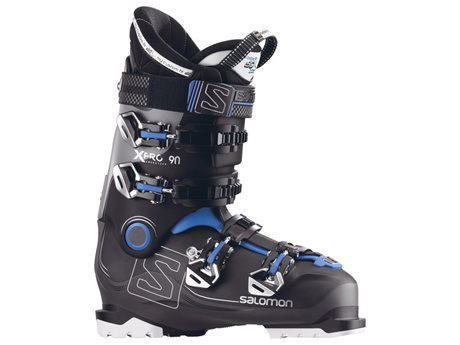 Salomon X PRO 90 Black/Anthracite/Light Grey 17/18 391526
