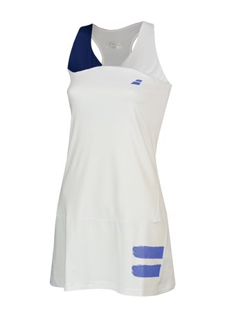 Babolat Racerback Dress Women Performance White