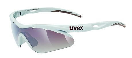 UVEX CROW PRO SMALL, WHITE