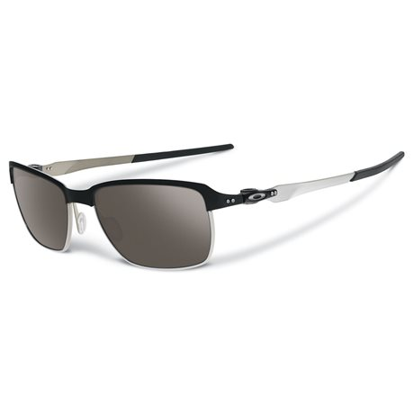 OAKLEY Tinfoil Matte Black w/ Warm Grey