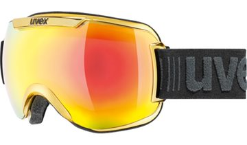 Produkt UVEX DOWNHILL 2000 FM CHROME yellow chrome S5501126026 18/19