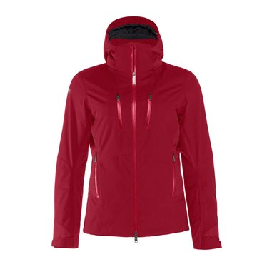 Produkt Head Aerial Jacket Women Burgundy