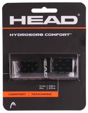 HEAD HydroSorb Comfort Black 1ks