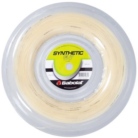 Babolat Synthetic gut  200m 1,35 Natur