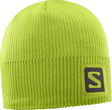 Produkt Salomon Logo Beanie Acid Lime 394963