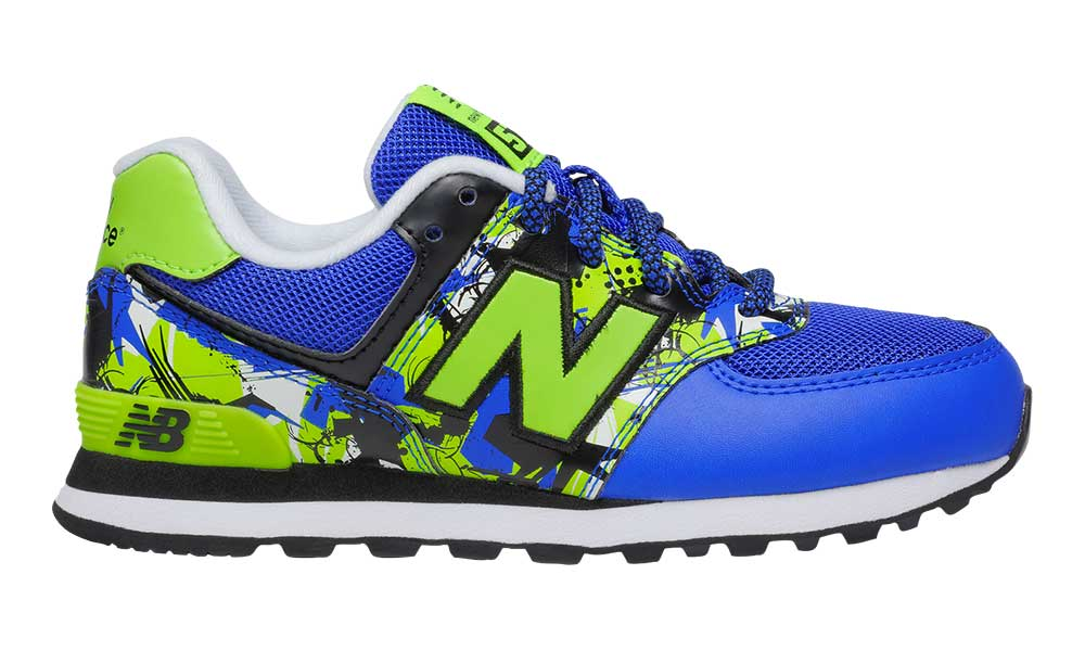 0644a7913b4 Dětská lifestylová obuv New Balance