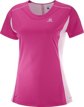 Produkt Salomon Agile Heather Tee 402155