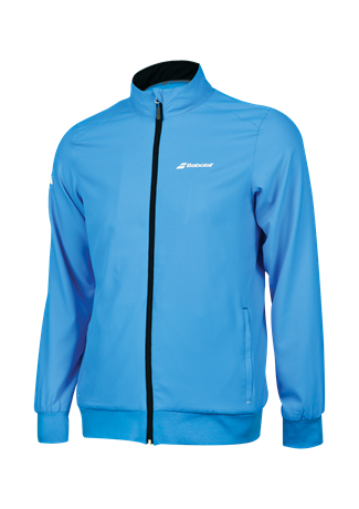 Babolat Core Boy Club Jacket Diva Blue