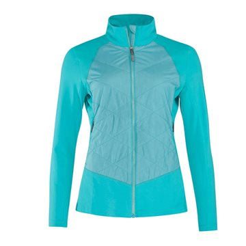 Produkt Head Sella Jacket Women Turquoise