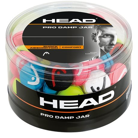 HEAD Pro Damp Jar Box, mix 70ks
