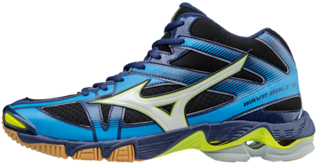 Mizuno Wave Bolt 6 MID V1GA176571