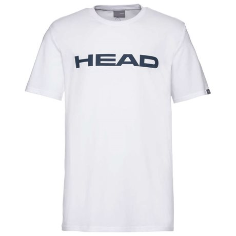 HEAD Club Ivan T-Shirt Men White/Dark Blue