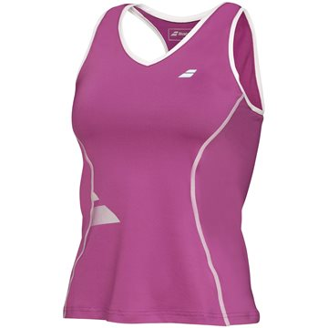 Produkt Babolat Crop Tank Top Women Core Plum