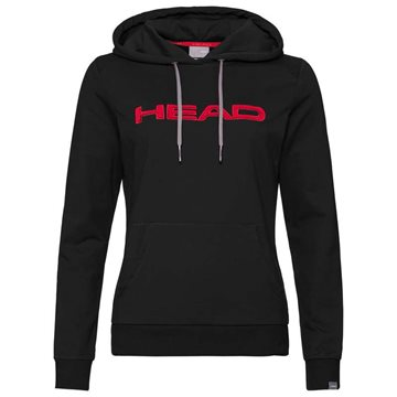 Produkt HEAD Club Rosie Hoodie Women Black/Red