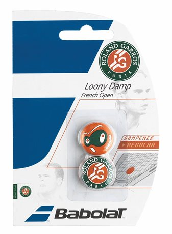 Babolat Loony Damp French Open X2 2016