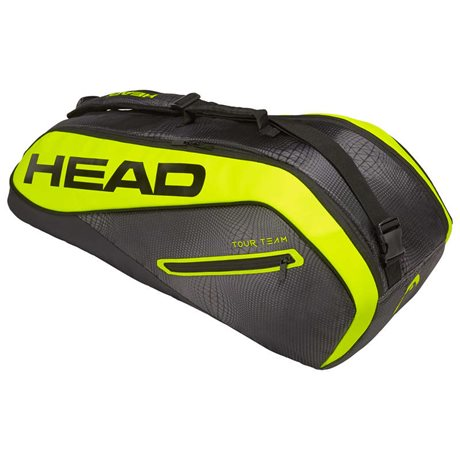 Head Tour Team Extreme 6R Combi Black/Yellow 2019