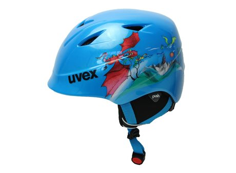 UVEX AIRWING 2 blue dragon S5661324601
