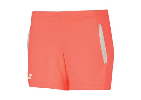 Babolat Short Girl Core Fluo Red