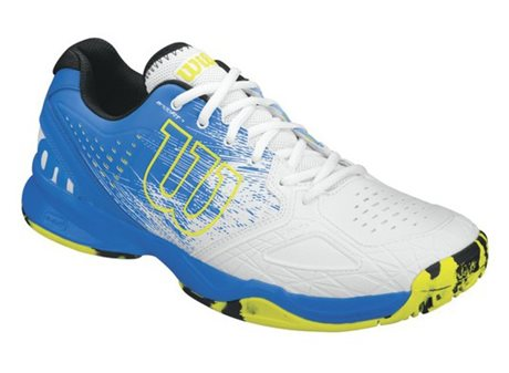 Wilson Kaos Comp Blue/White/Yellow