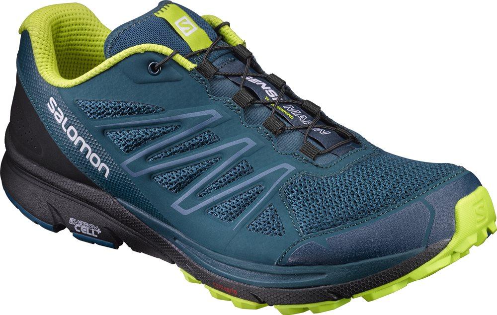 Trailová obuv - Pánská obuv Salomon  137892dd1d