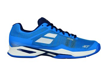 Produkt Babolat Jet Mach I Clay Men Blue/White
