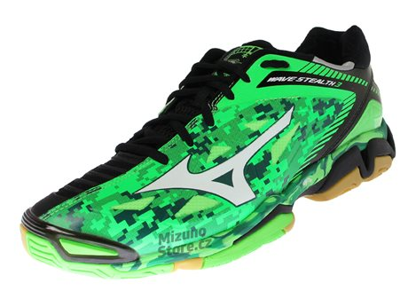 Mizuno Wave Stealth 3 X1GA140044