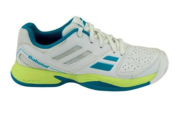 Produkt Babolat Pulsion All Court Kid White/Blue