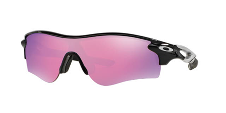OAKLEY Radarlock Polished Black w/Prizm Golf&Slateiri