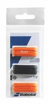 Produkt Babolat Custom Ring X3 Black&Orange