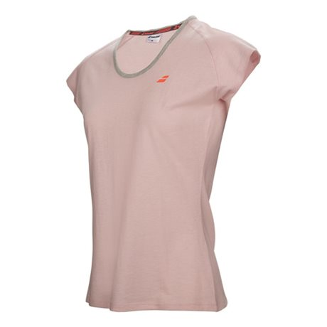 Babolat T-shirt Women Core Light Pink
