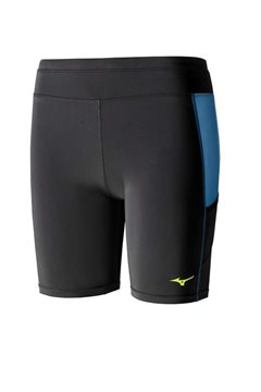 Produkt Mizuno BG3000 Mid Tights Black/Blue J2GB621326