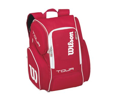 Wilson Tour V Backpack Large Red