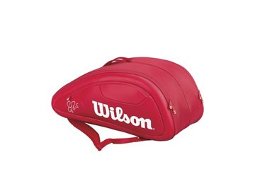 Produkt Wilson Federer DNA 12 Pack Red
