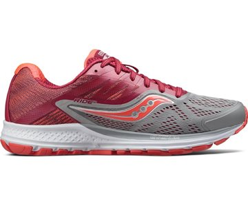 Produkt Saucony Ride 10 Grey/Berry