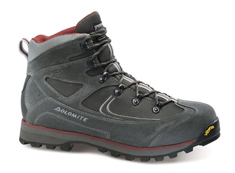 Dolomite Ortisei GTX Dark grey/Bordeaux