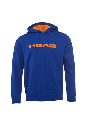 HEAD Byron Hoody Men Blue