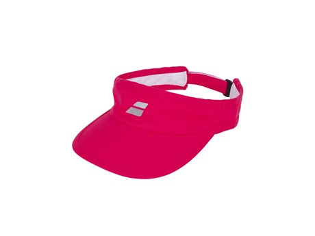 Babolat Visor Junior Red Rose