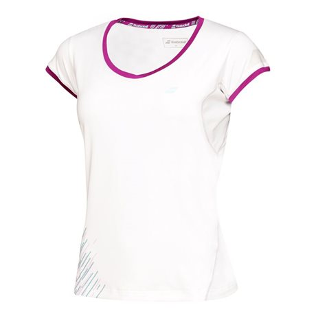 Babolat Top Women Performance White