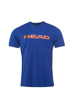 Produkt Head Ivan T-Shirt Men Blue/Orange