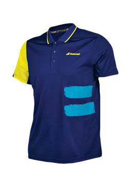 Produkt Babolat Performance Men Polo Blue 2018